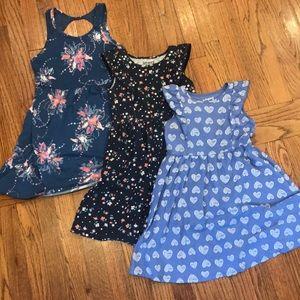 Girls dresses - 3 dresses